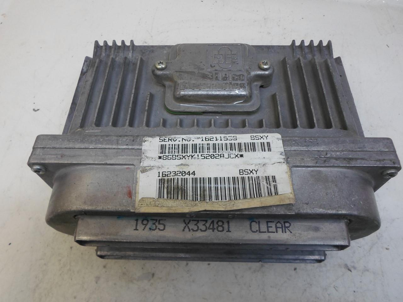 Skylark 1996 Engine Computer Programmed to your VIN # ECM PCM 16211539 Buick