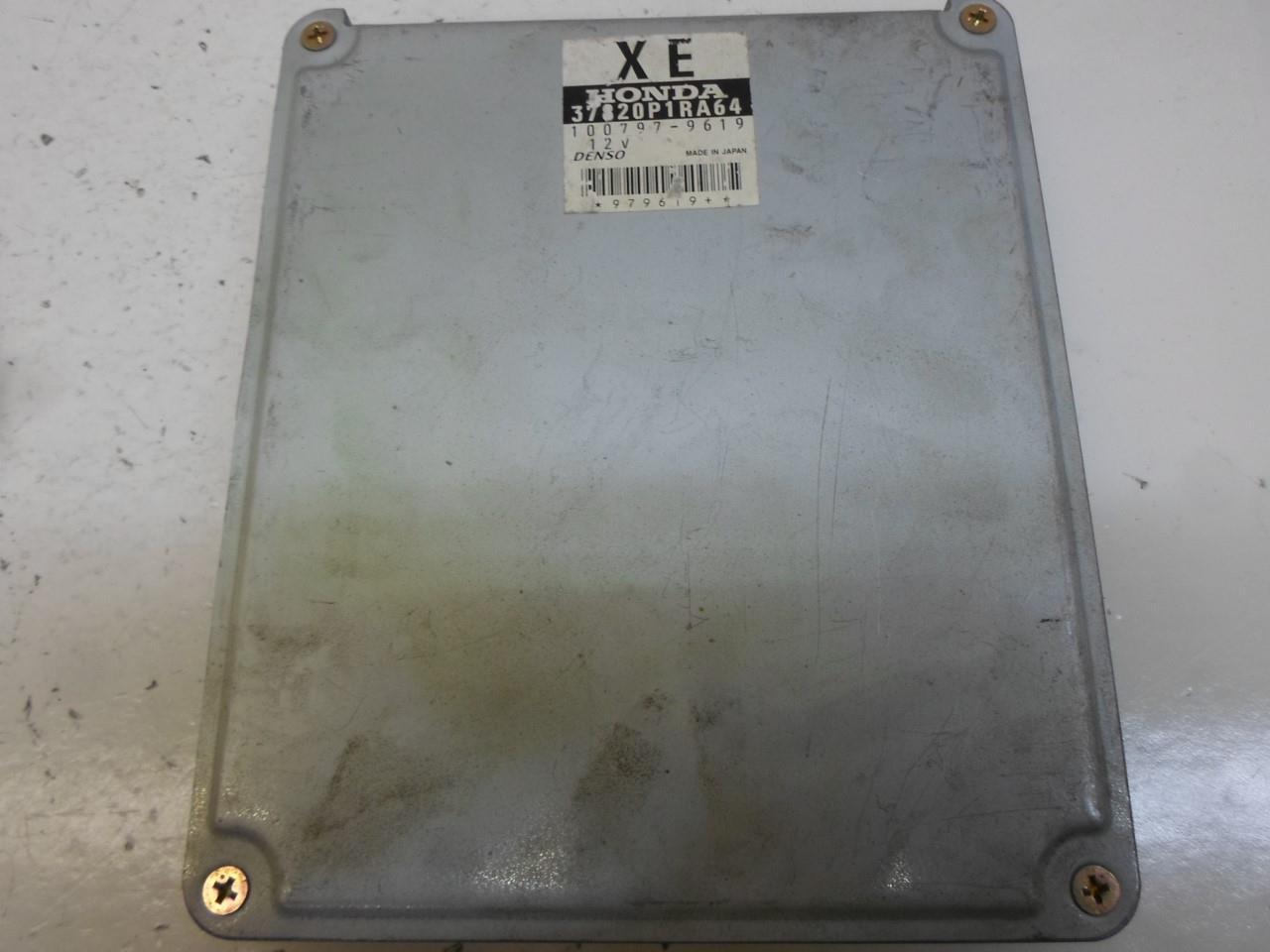 Engine Computer Acura Tl 1996 1997 1998 37820p1ra64 Ecm Ecu Pcm Oem