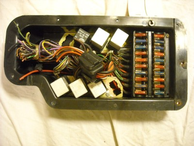 upgrading to breaker box fuse box 450sl fuse box