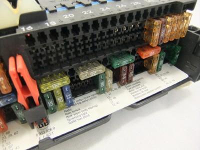 for 2001 bmw 330ci fuse box fuse box/panel oem bmw e46 e83 x3 lci 320i 323ci 323i ...