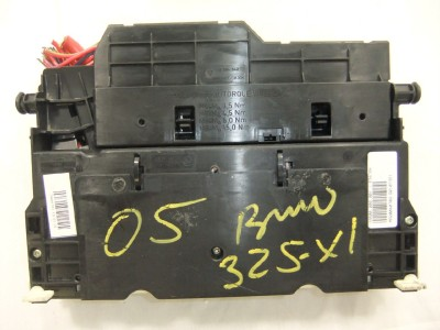 fuse box  panel oem bmw e46 e83 x3 lci 320i 323ci 323i 2005 bmw 325i fuse diagram 2005 bmw 325i fuse diagram 2005 bmw 325i fuse diagram 2005 bmw 325i fuse diagram