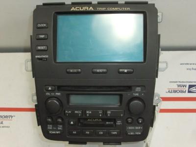 radio trip computer acura mdx 2001 2002 2003 2004 39101. Black Bedroom Furniture Sets. Home Design Ideas