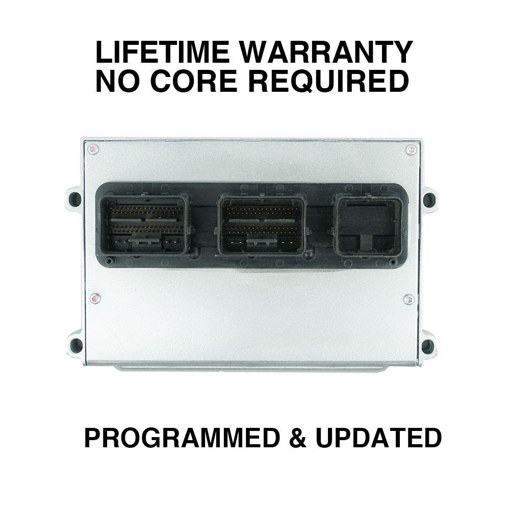 Engine Computer Programmed//Updated 2007 Ford Taurus PCM ECM ECU