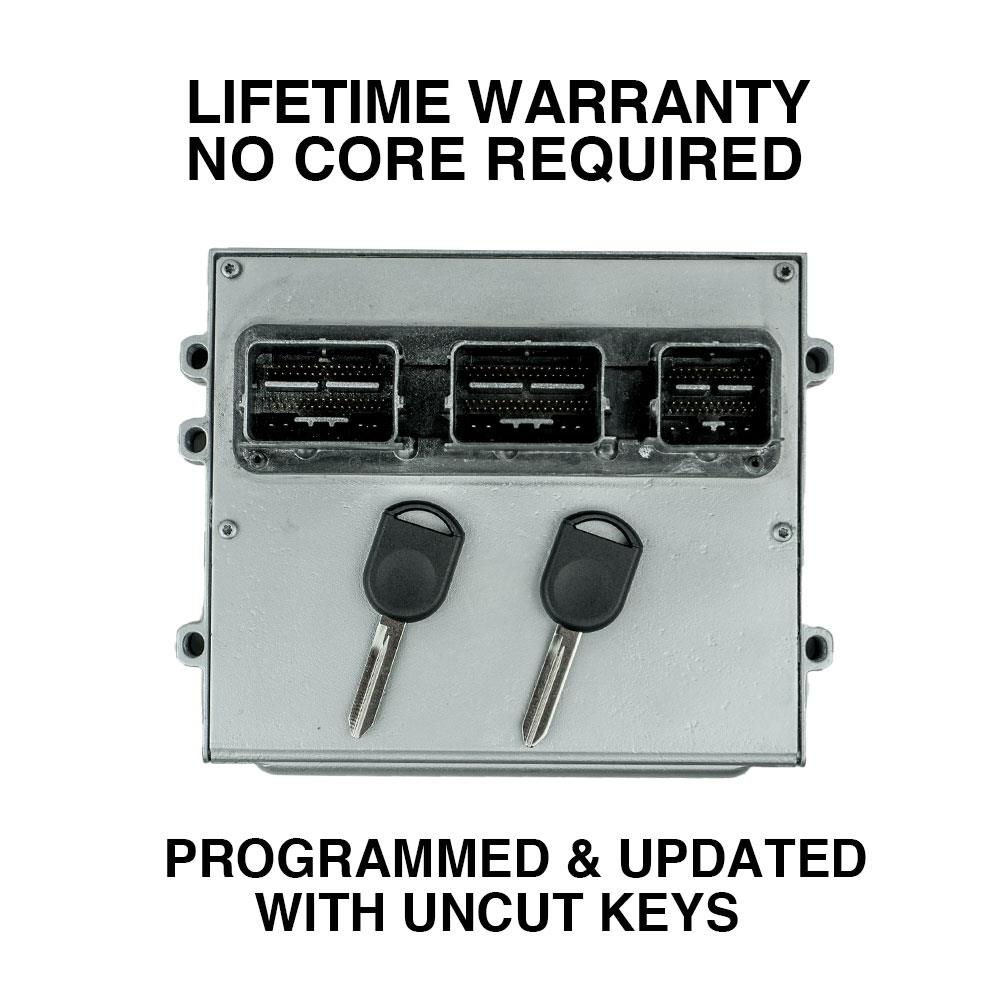 Engine Computer Programmed with Keys 2005 Ford Truck 5L3A-12A650-CNB DHC1 5.4L