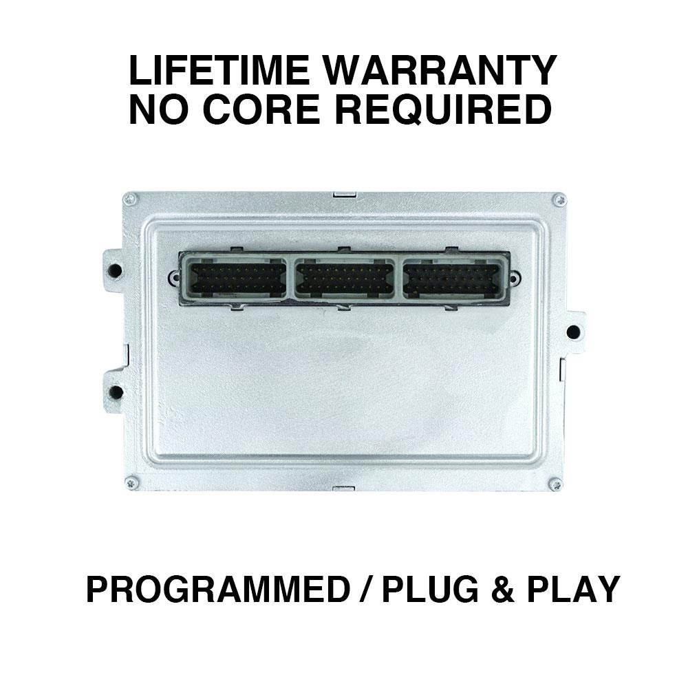 Engine Computer Programmed Plugplay 2000 Jeep Cherokee 40l Pcm Ecm Wiring Diagram For Ecu
