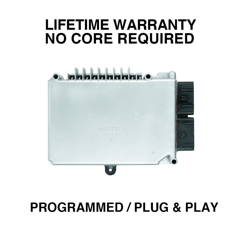 Engine Computer Programmed Plug/&Play 2000 Dodge Caravan 3.3L PCM ECM ECU