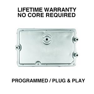 2007 Jeep Wrangler 3.8L PCM ECM ECU Part# 5187159 REMAN Engine Computer