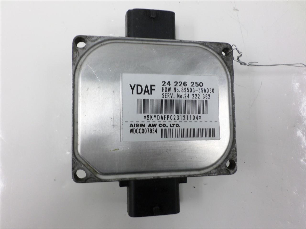 Transmission Control Module Saturn Vue 2002 2003 24 222 362 30l Tcm Repair Tcu Oem