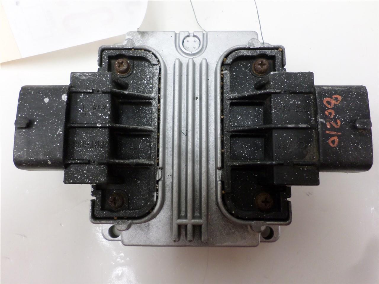 transmission control module saturn vue 2002 2003 24 222. Black Bedroom Furniture Sets. Home Design Ideas