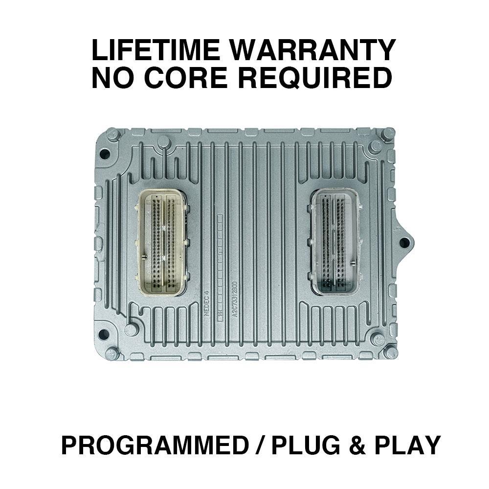 Engine Computer Programmed Plug/&Play 2003 GMC Sierra Denali 6.0L PCM ECM ECU