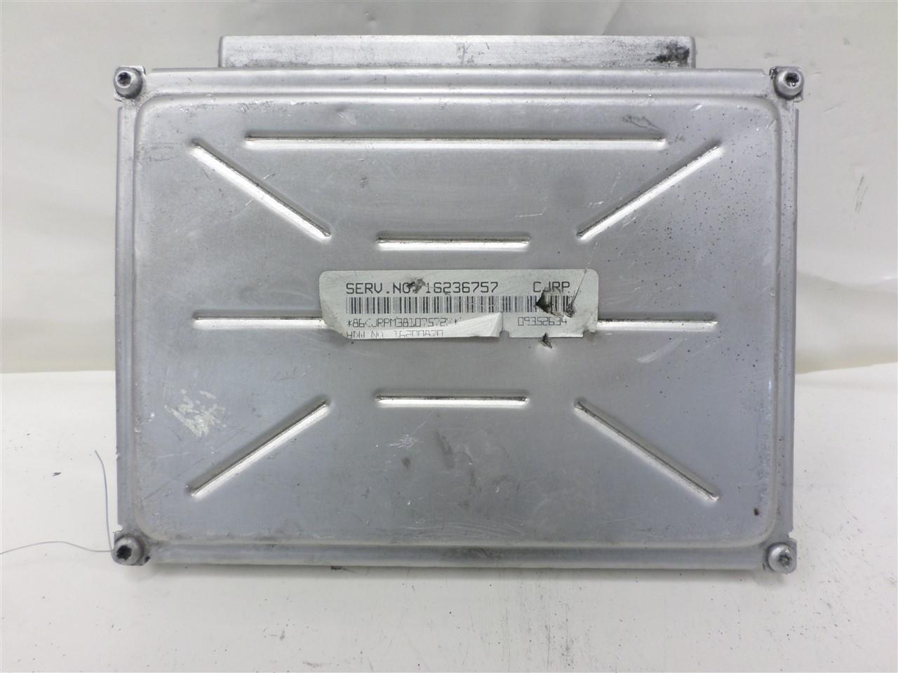 Engine Computer Programmed Plug/&Play 1998 Buick Park Avenue 16236757 3.8L PCM