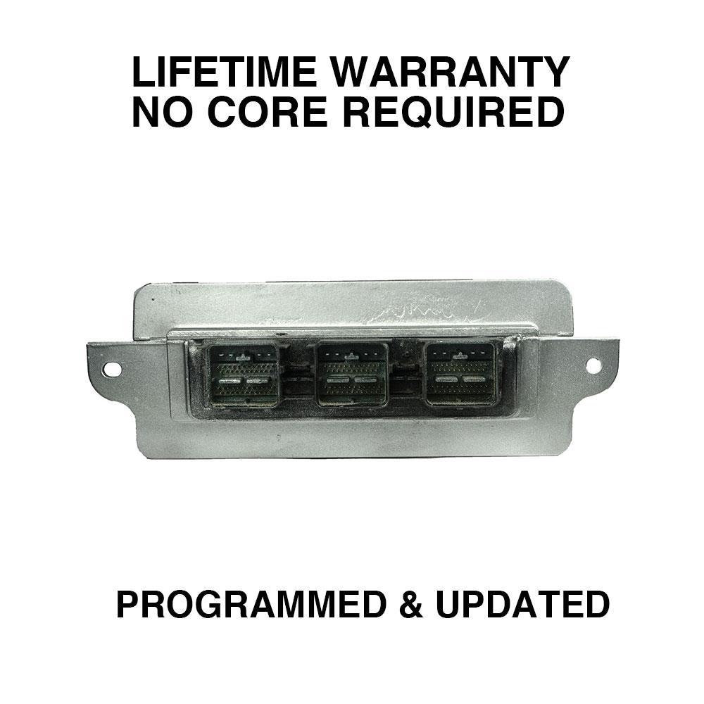Engine Computer Programmed//Updated 2007 Ranger//B3000 8L5A-12A650-ACC CUS2 3.0L