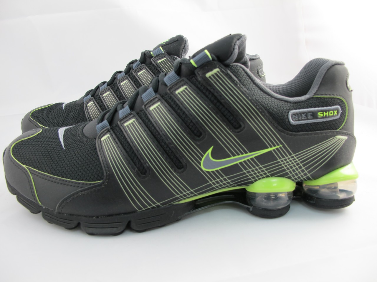 finest selection 91a85 3b93c nike air shox shoes for men