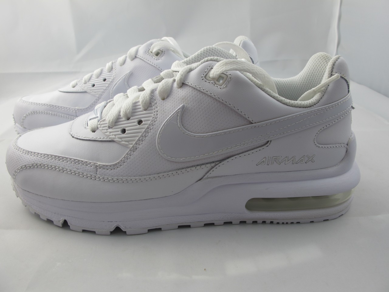 the latest e1c8d aa079 Nike Air Max Wright White. nike air max running shoes
