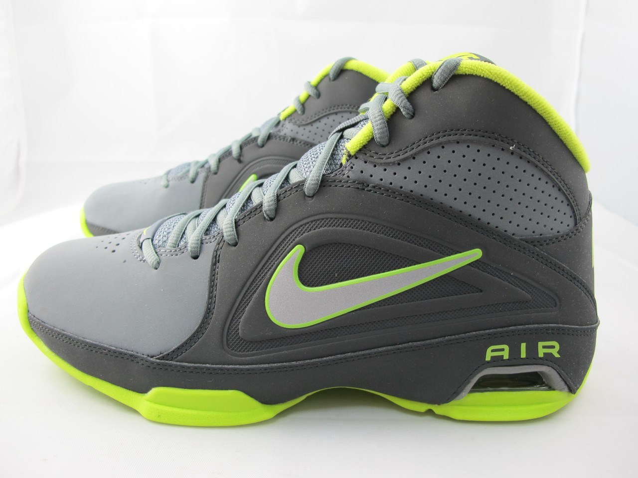 36902d3118e3 Nuevo Para Hombre Nike Air Visi Pro 111 NBK 525745-004 anthract MTLC ...