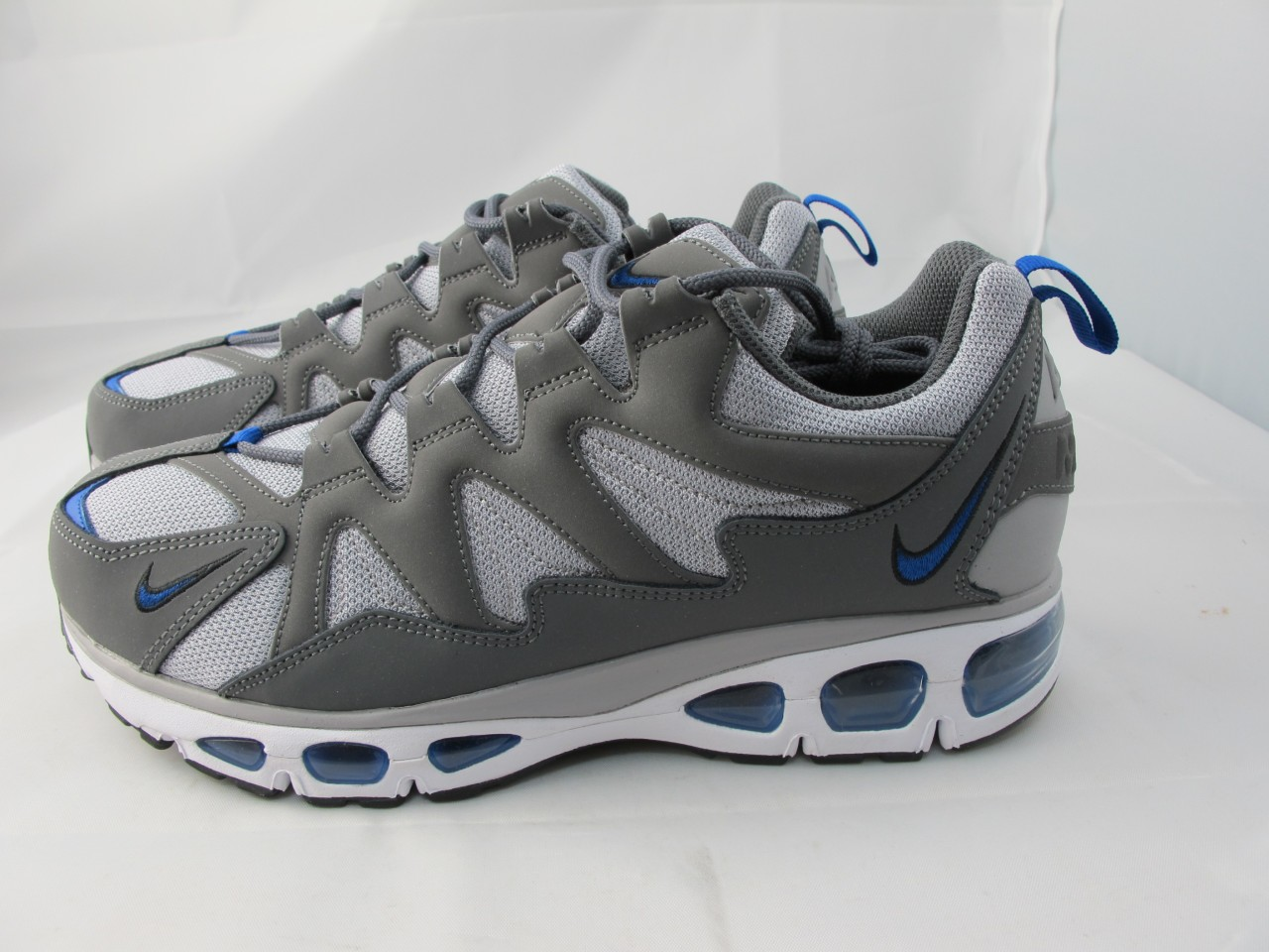 detailed look 97769 7d5d9 Air Max Tailwind 96 12 Nike Air Max Atomic Thea Blue And ...