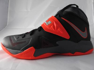 New Men's Nike Lebron Zoom Soldier VII 7 Sneakers 599264 ...