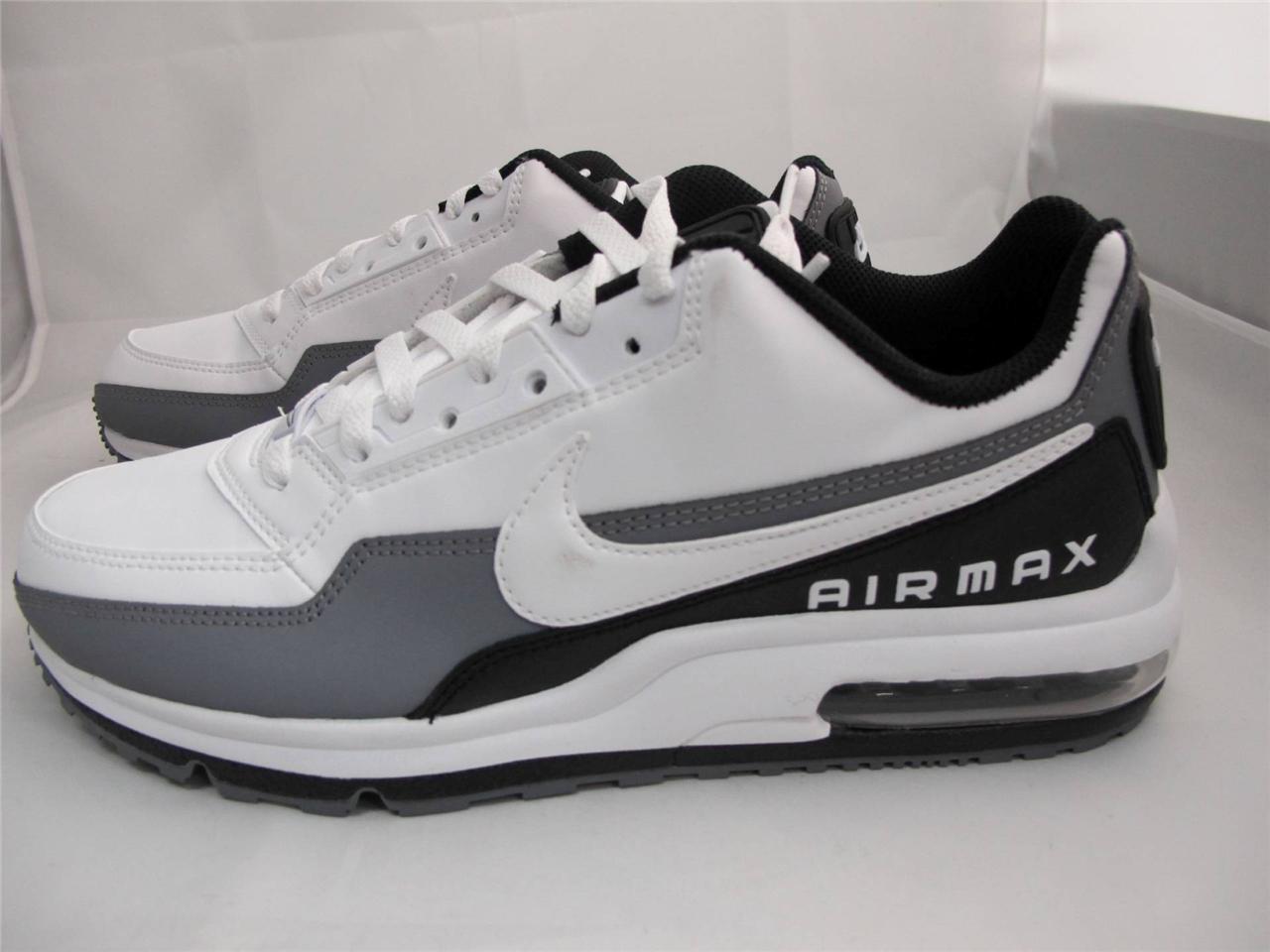 best cheap 9065c 31fad nike air max ltd white black grey ...