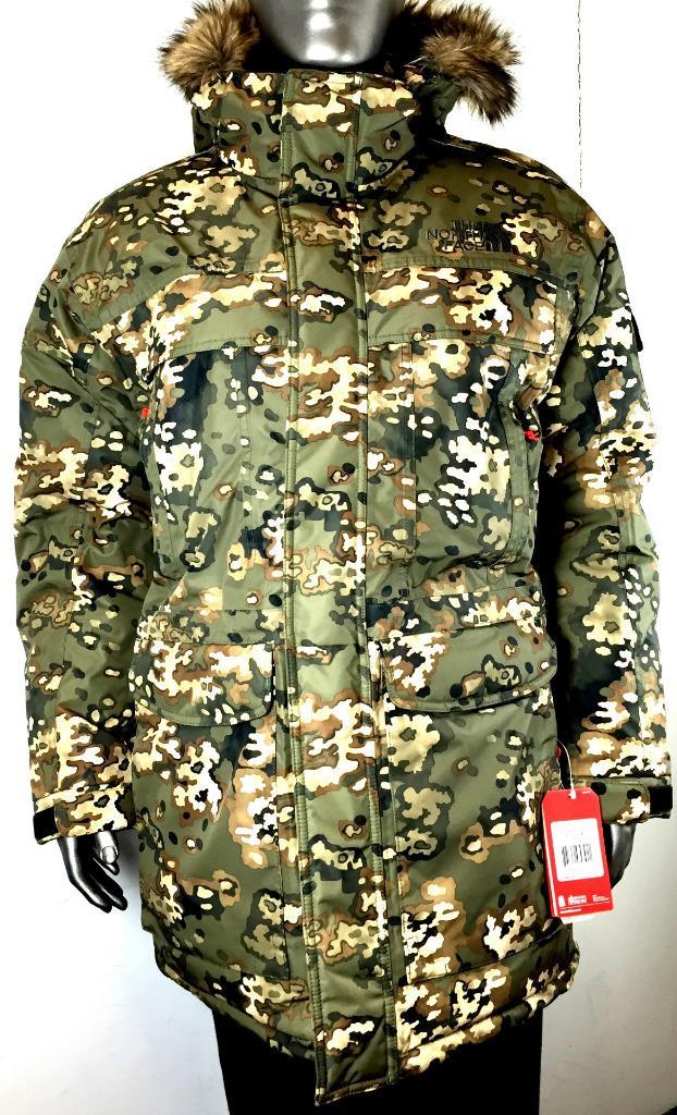 new men 39 s the north face mcmurdo parka jacket 550 fill. Black Bedroom Furniture Sets. Home Design Ideas