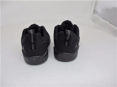 Jordan Deca Fly GT Black//Black 844381-011 Infant Size/'s