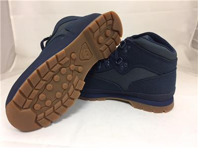 NEW JUNIORS TIMBERLAND EURO HIKER A1J46