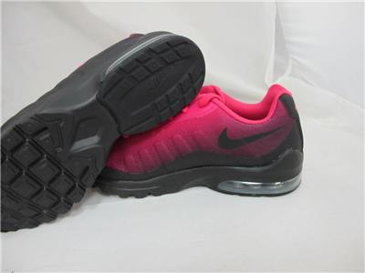 another chance good quality detailed look Shoe AH5261-600 RUSH PINK/BLACK Girls' Nike Air Max Invigor Print ...