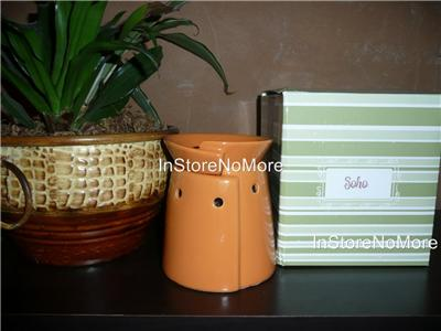 1 Scentsy Mid Size Warmer Wrap Collection Retired
