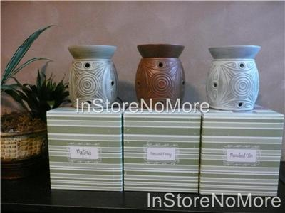 1 Scentsy Full Size Warmer Retired Old World Collection