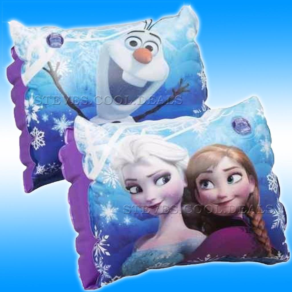 Armbands Water Wings Rubber Swim Ring Beach Ball Frozen