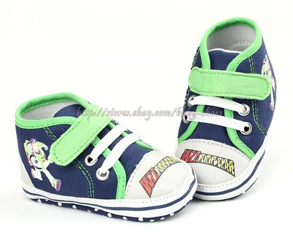 Baby Boy Crib Shoes Size 1