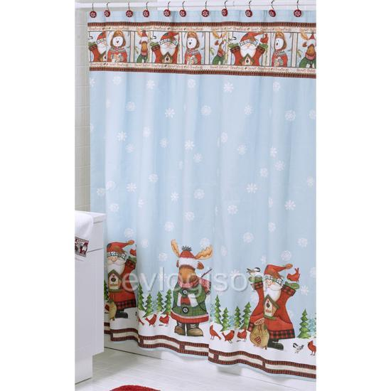 NEW Snow Pals 16-Pc. Bath Set Collection Christmas Gift