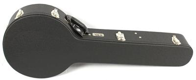 "TKL LTD 08840 Black Banjo Hardshell Case 14/"" Resonator"