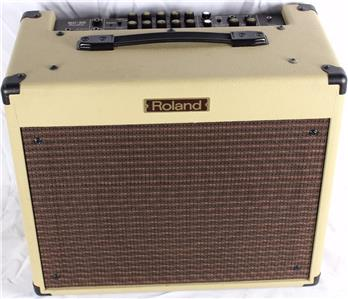 roland bc 60 blues cube 60w electric guitar combo amplifier amp w cover ebay. Black Bedroom Furniture Sets. Home Design Ideas