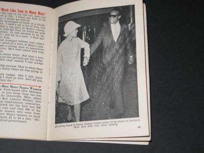 Jet Magazine 1965 Sam Cooke Barbara Cooke Plans to Marry ...