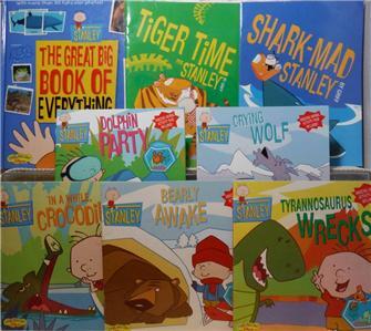 Playhouse Disney Stanley Books Related Keywords