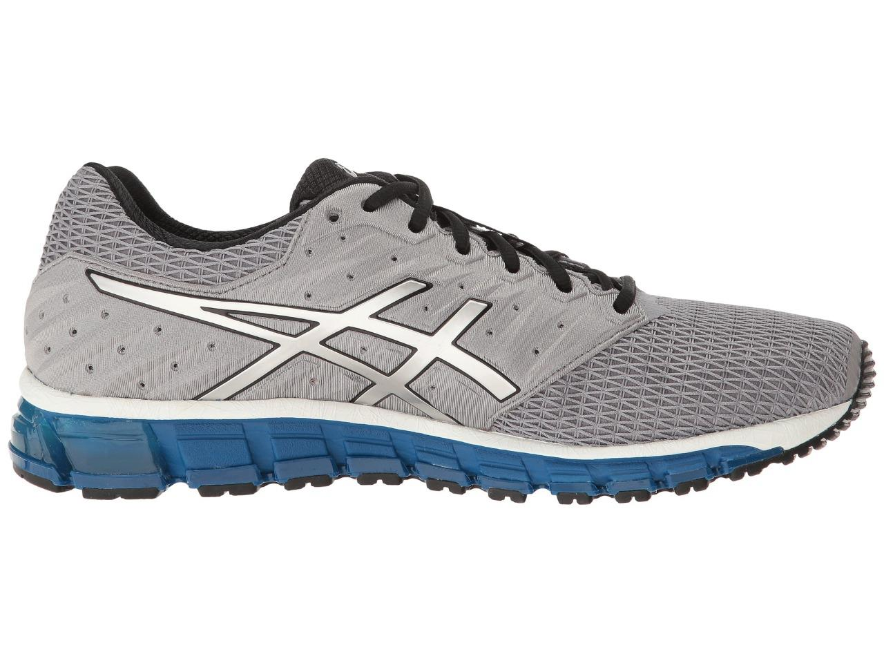 a080f6093f New ASICS Gel-Quantum 180 2 Running Shoes Men s Size 8.5 Silver Blue ...
