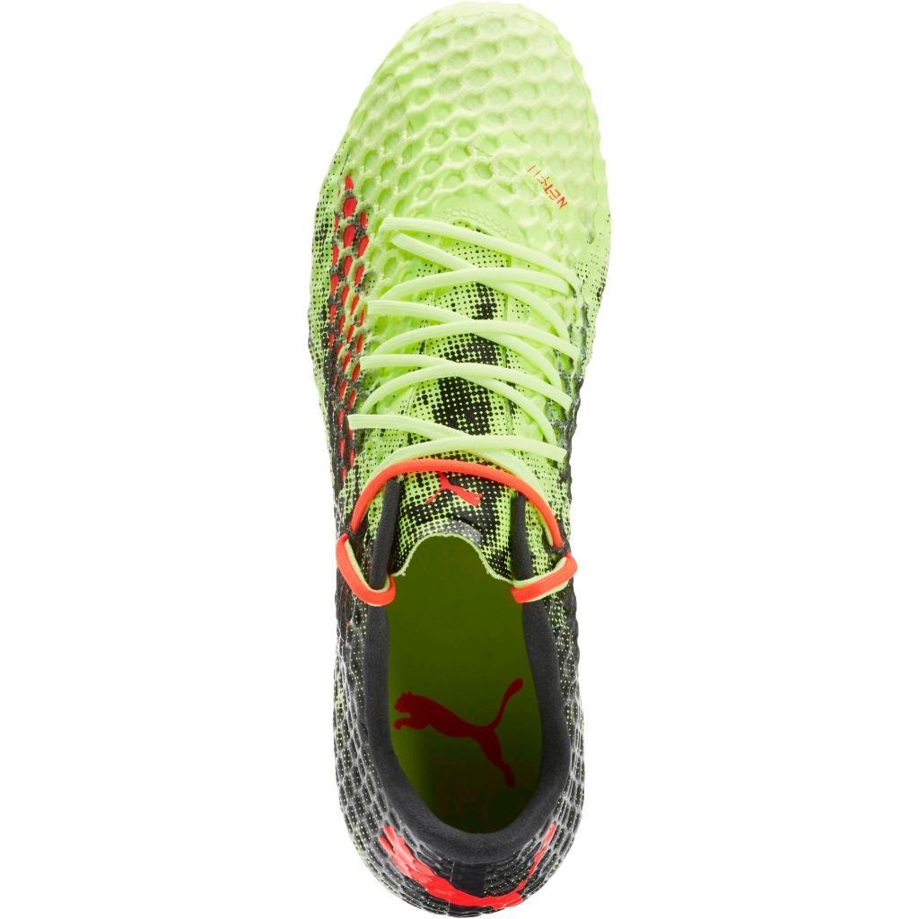 8e169ac13 New PUMA Future 18.1 Netfit Low FG AG Soccer Cleats Men s Size 7-13  104980-01