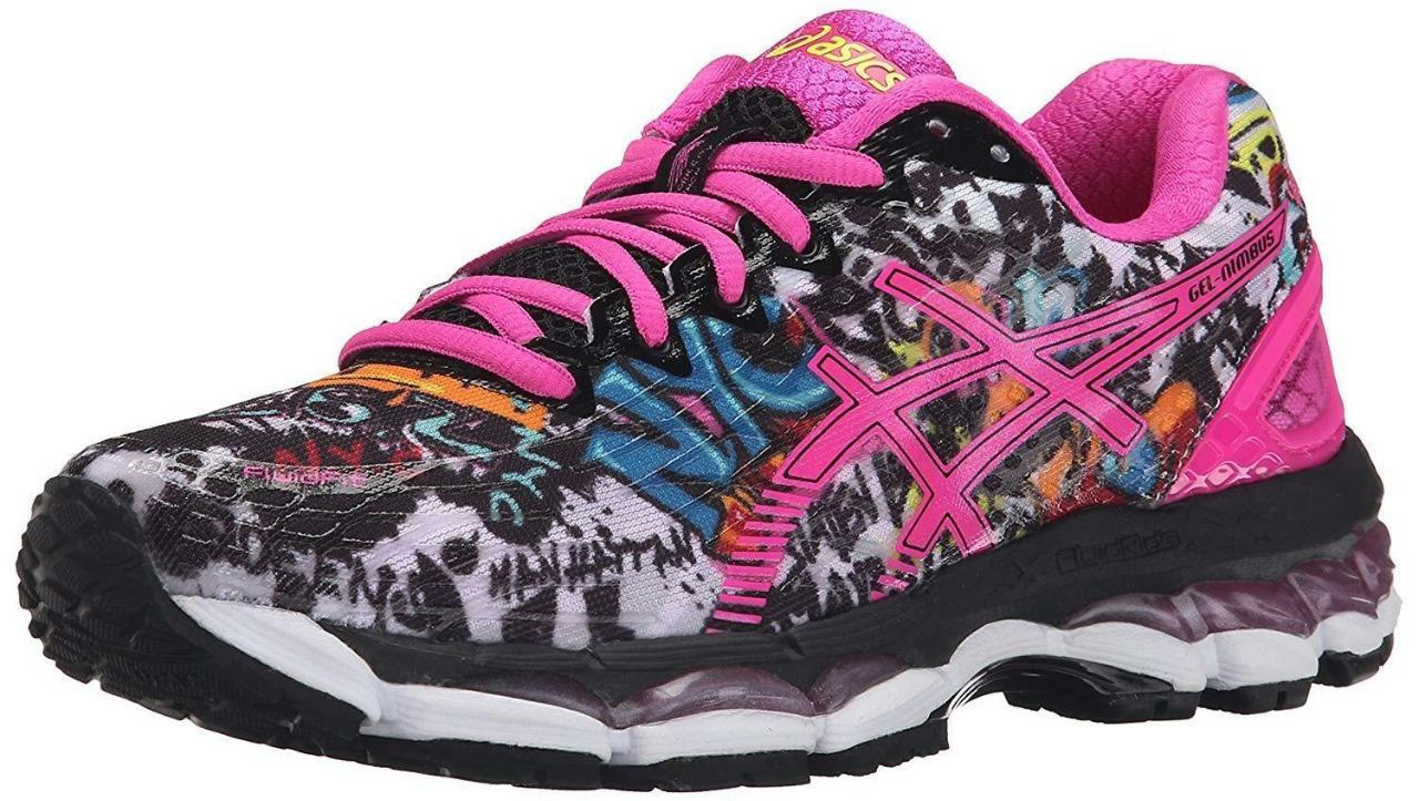 New ASICS Women's Gel Nimbus 17 NYC 2015 Running Shoes Size