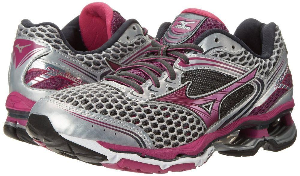 New Mizuno Wave Creation 17 Running Zapatos Mujer Size Size Size 8 J1GL151869 b125b4