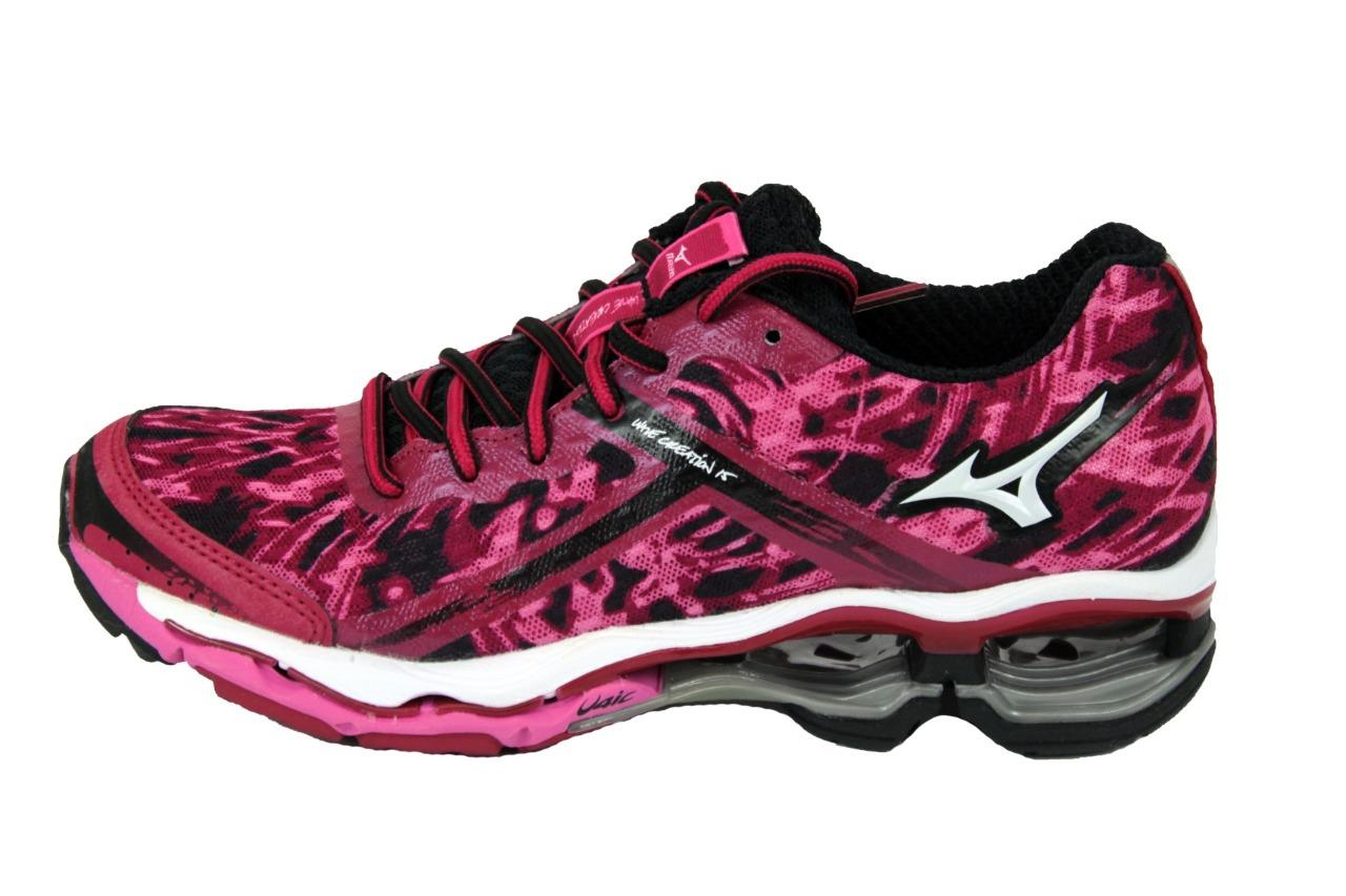 buy online 18b25 1127d ... store new mizuno wave creation 15 running shoes womens size 6.5 pink  f7953 0aab6