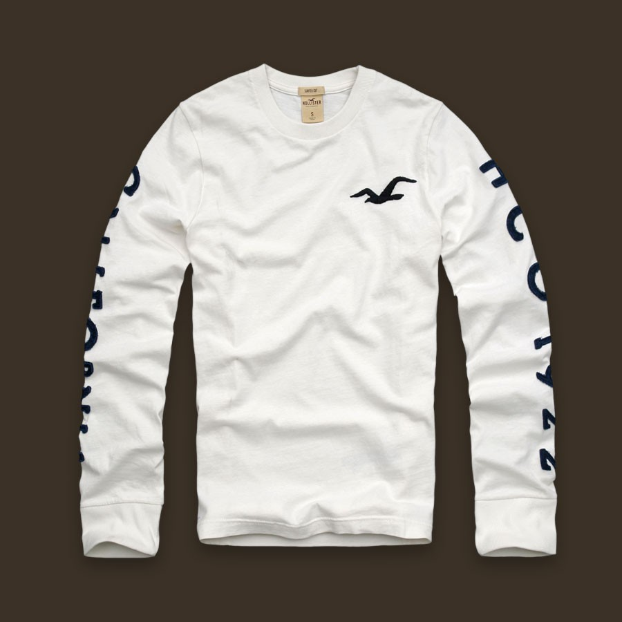 Hollister Men's Long Sleeve T's | eBay