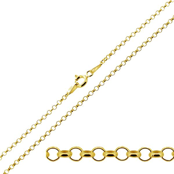 ab45ca60e53d6 Details about 375 9ct Solid Yellow Gold 16 18 20