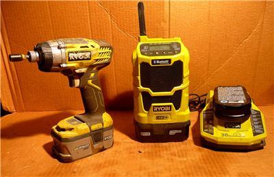 Our Range | The Widest Range of Tools, Lighting ... |Ryobi Work Radio