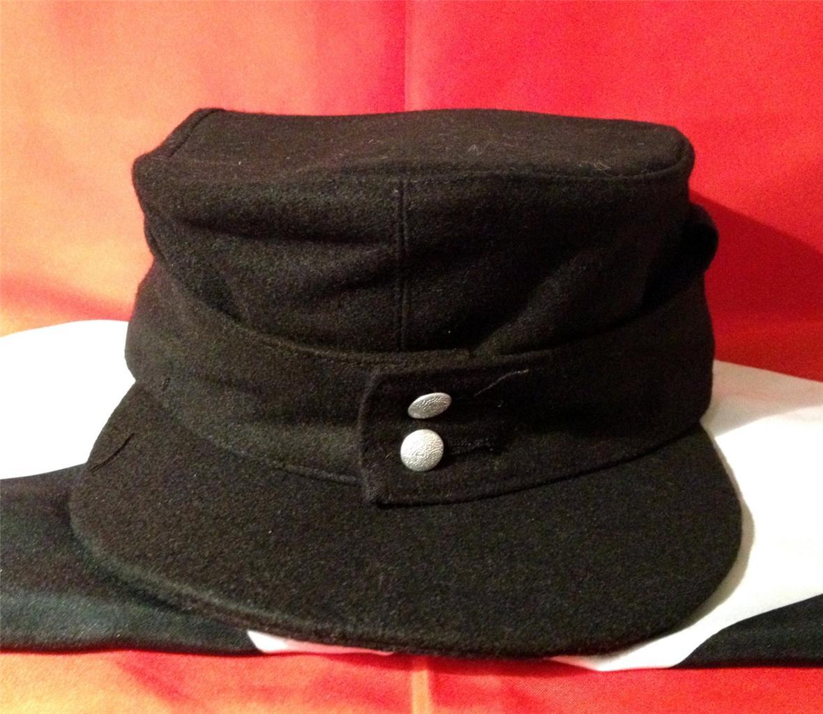 471c015d ... Ww2 Field Caps: WW2 German Panzer M43 Ski Cap Military Army Field Hat