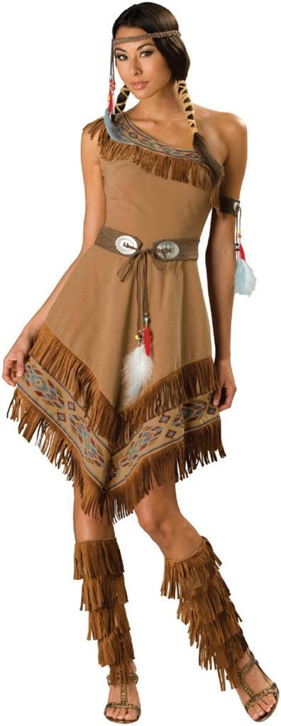 Adult Pocahontas 116