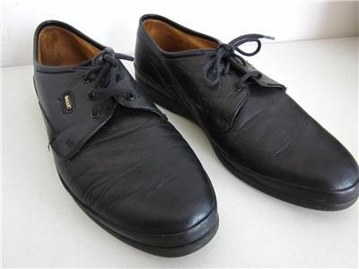 bally switzerland torbel men 105 black leather lace up