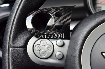 2pcs Mini Cooper JCW Countryman Steering Wheel Cover