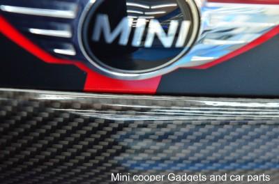 R58 Mini cooper coupe Carbon Fiber Trunk lid ~john cooper works