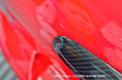 R57 R58 JCW Mini cooper coupe Carbon Fiber Trunk lid ~CNC precise cut