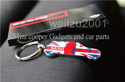 key ring for R56 R57 R58 R60 JCW Mini cooper coupe countryman clubman